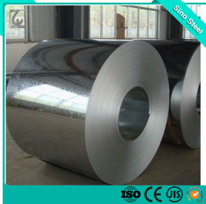 20/20 Secc laminado en frío de Electro Galvanizado bobinas de acero galvanizado
