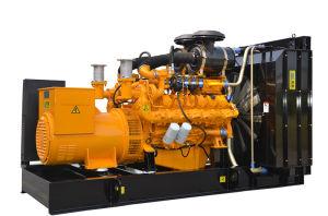 60Гц природного газа электрической мощности генератора 320 квт 400 ква