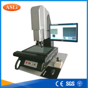 Dreiachsige Selbst/2D 3D video messende Maschine CNC-völlig