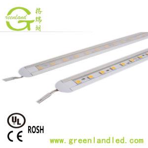 Garantia de 3 anos de alta luminosidade 12V SMD LED 5050 24V régua rígida