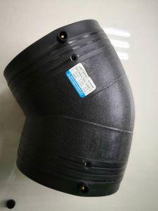 バット融合給水のための90度の肘のHDPEの管付属品