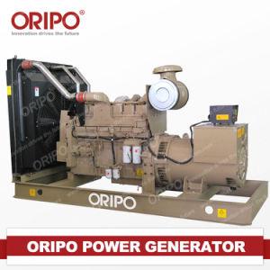 410kw open Diesel van de Stroom van het Type Generator met de Motor van Cummins