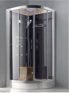 El vapor Cabin-Built en Wellness & Beauty Cabina de vapor con control termostático Digital