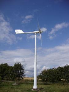 Accueil Utilisation du générateur de l'éolienne avec la CE