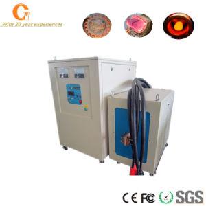 十分の120kwソリッドステート産業磁気誘導電気加熱炉