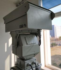 Dubbel - Camera van het Systeem van het Brandalarm van het kanaal de Bos Infrarode Thermische