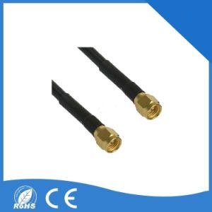 RF Câble coaxial RG58 3D-FB avec N et connecteur SMA