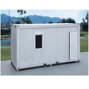세륨 CSA 증명서를 가진 20FT 40FT 편평한 팩 콘테이너 집