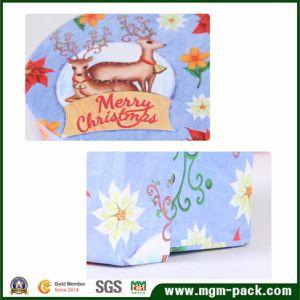 Hot Sale du papier de stockage de boîte cadeau de Noël