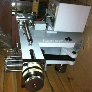 浮彫りになるブリーフケースの手動熱い切手自動販売機