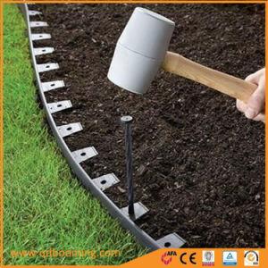 Materiale d'abbellimento di giardinaggio ad alta resistenza Edgings dell'albero