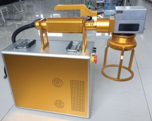 Marcador láser de fibra de Máquina Herramienta (HL-serie F)