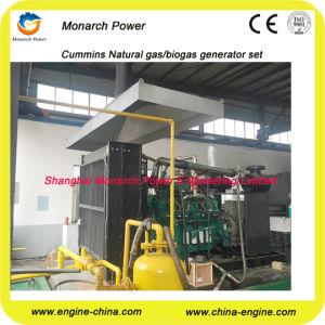 De Ce Verklaarde Generator van het Aardgas van de Generator 230/400V van het Gas