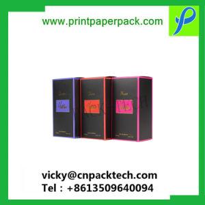 Отличное качество экономичная упаковка бумаги персонализированные окна косметический лосьон для тела в салоне