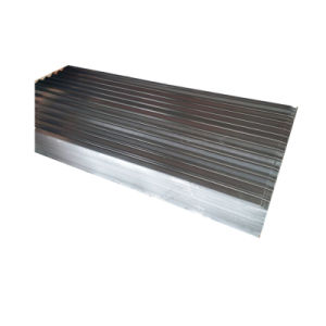 Az150 Zincalume ondulato anticorrosivo che copre la lamiera di acciaio