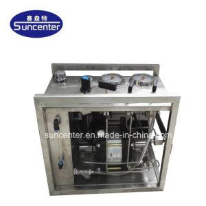 Suncenter Max 90000 psi Bomba de Teste de Pressão Hidrostática