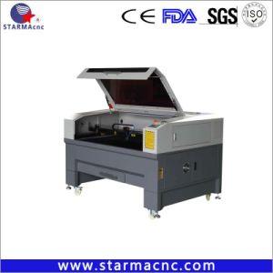 Madera MDF acrílico grabadora láser 1390 Fabricación
