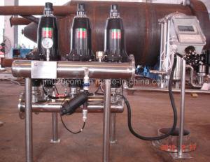 Estação de Tratamento de Água do Filtro de disco para as águas subterrâneas