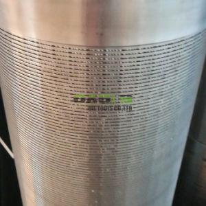 Het Detail van de putfilter richt goed de Filters van het Scherm