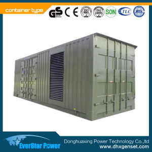 1200kw Cummins Engine Silent Diesel Generator Set for Sale