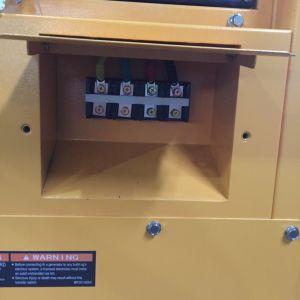 小さい40kw 50kw 60kwの防音のディーゼル発電機