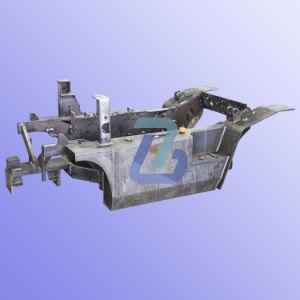 La norme ISO9001 certifié les pièces de soudage structuraux en acier