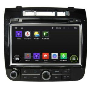 Lettore DVD di GPS dell'automobile per il VW Touareg 2010-2013, un sistema Android da 7 pollici, WiFi, 1+16GB