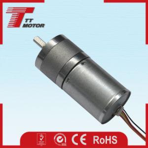 Sin escobillas de máquina de pelar etiqueta de eléctrica mini 24V DC motorreductor
