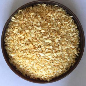 Asado fabricante chino salió al aire deshidratado, 8-16, 40-80 Mesh ajo granulado