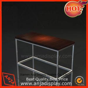 Ropa de madera mostrar Mostrar ropa Mostrar la tabla