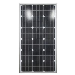2017 última fábrica privado de 60W Luz de Estrada solar integrada