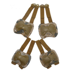 Для использования вне помещений спортивной борьбе с тактические военные защитные колени колено Kneepads тормозных колодок