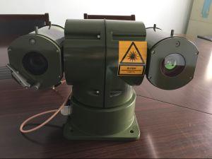 300m câmara CCTV PTZ militar a Laser para carros blindados do Tanque