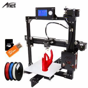 Anet un2 de alta precisión de la impresora de impresión 3D Auto DIY general