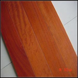 Diseñado en color natural Jatoba pisos de madera