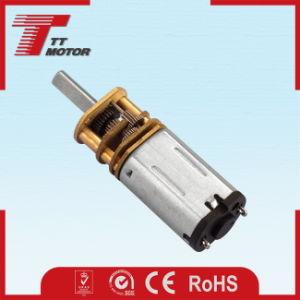 Elevado par motor caja de velocidades de 3V DC motor eléctrico para Puff Máquina