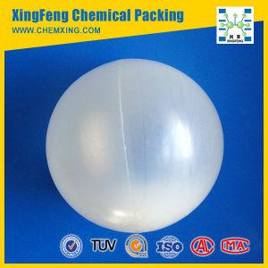 De plastic Holle Bal van pp met de Willekeurige Verpakking van Dropplastic van de Lage Druk