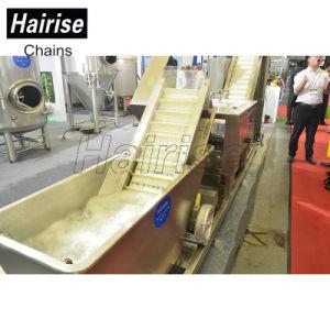 Techos Hairise patrón neto Transportador de correa portátil casero