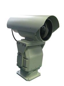 22km de Camera van kabeltelevisie van de Thermische Weergave PTZ van de Opsporing van het Voertuig