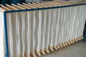 Saugen, Vorhang-Filter und RO-Membrane
