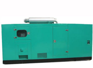 375KVA Cummins Soundproof Diesel Generator Set (NPC413)