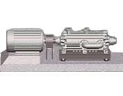 MD (P)多段式Anti-Abrasion遠心ポンプ(MD100-80*4)