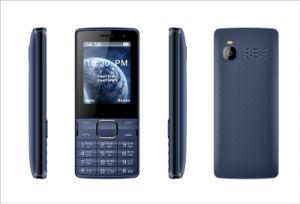 2.4 Dünner QWERTYtastaturblock-Handy, preiswertes Barphone Telefon, großer Tastaturblock mit Großbild