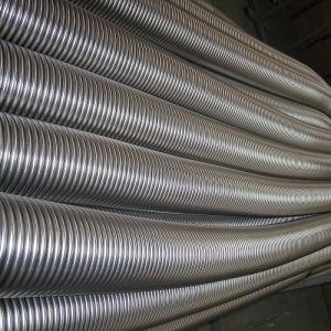 ステンレス鋼の適用範囲が広く複雑なホース