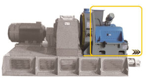 Máquina de pellet 7270 Sistema de Control de la inteligencia_