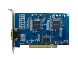 4CH Video And 2CH Audio DVR Card