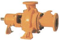 HNon-Verstopfenabwasser-Schlamm pumpt (KWP Reihe) OWO Kipper mit u-Form-Zufuhrbehälter