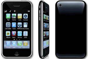 Telefono mobile doppio 3GS della fascia SIM del quadrato