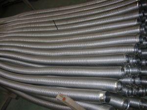 유연한 금속 물결 모양 스테인리스 산업 호스