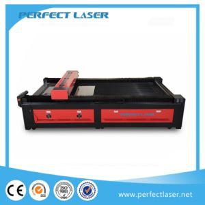 Hotsale древесины фанера MDF тканью CO2 станок для лазерной гравировки и резки